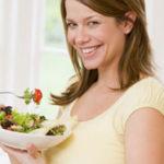 Vegetariánství v těhotenství