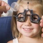 Nejčastější oční vady u dětí