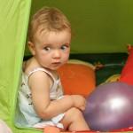 Překvapené dítě = hodné dítě