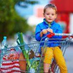 Zdraví rodiny začíná v nákupním košíku