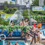 Aquapalace: Poslední prázdninová koupačka