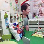 Nakojit miminko v centru Prahy? Nově i v hračkářství Hamleys!