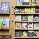 Meander – Designové knihkupectví blízko pražské Náplavky