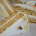 Mrkvový dort podle Créme de la Créme