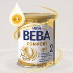 Novinka: BEBA COMFORT s oligosacharidy 2'FL – po vzoru mateřského mléka