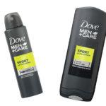 Pro svěží pocit a maximální výkon s novou řadou Dove Men+Care