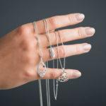 Jak pečovat o stříbrné šperky?