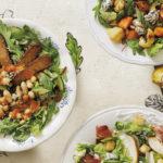 Správně sestavené saláty můžete jíst i v zimě