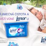 Svěřte své prádlo do voňavé náruče Lenoru!