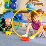 Vytvořte dětem prostor pro pohyb – i v bytě to lze