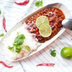 Recept na víkend: Chilli con carne