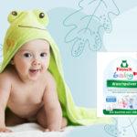 TESTOVALI JSME: Produkty Frosch Baby!